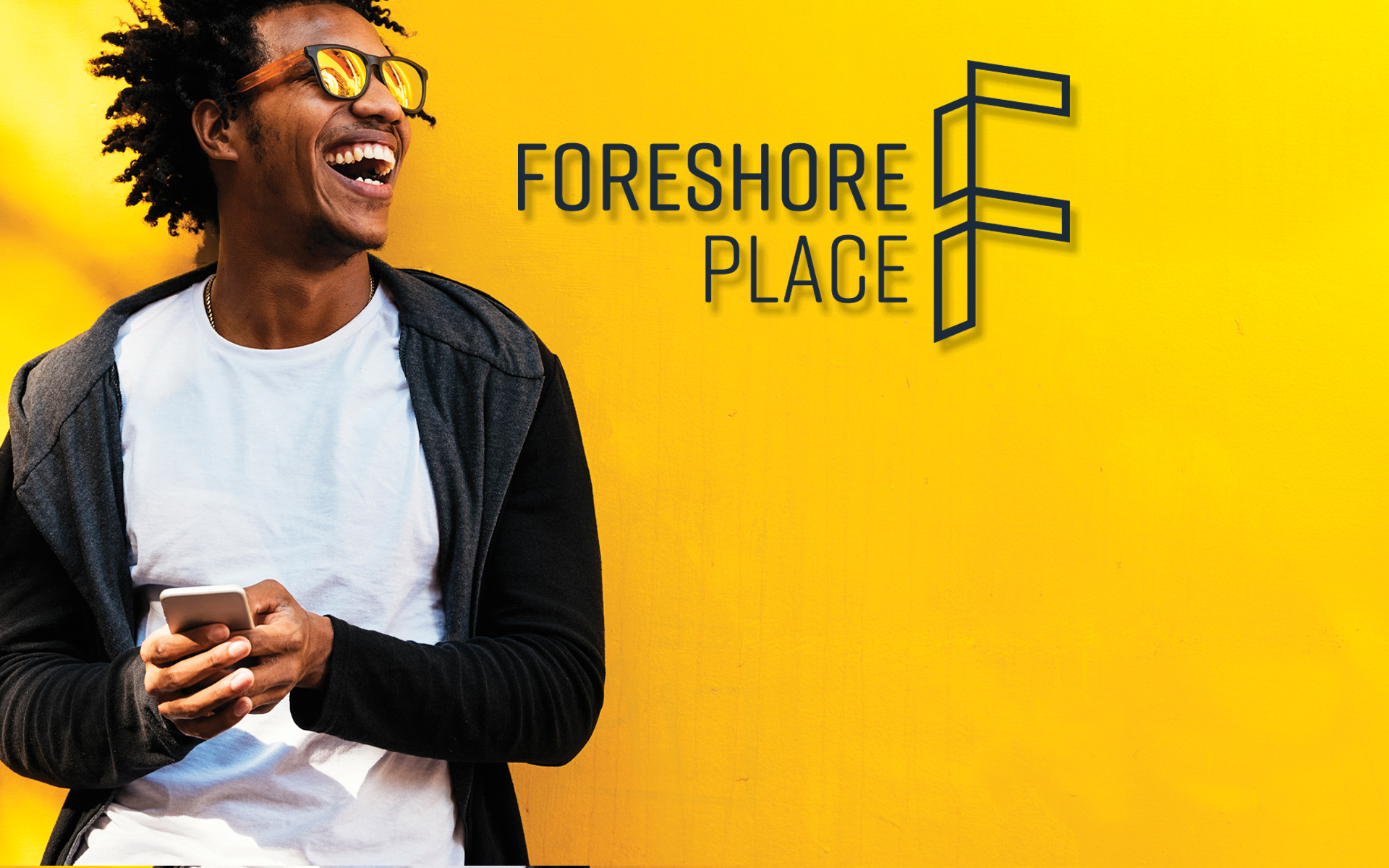 Foreshore place property branding featured project