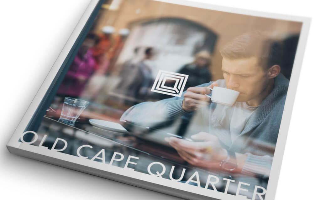 Old Cape Quarter sales and marketing brochure property marketing