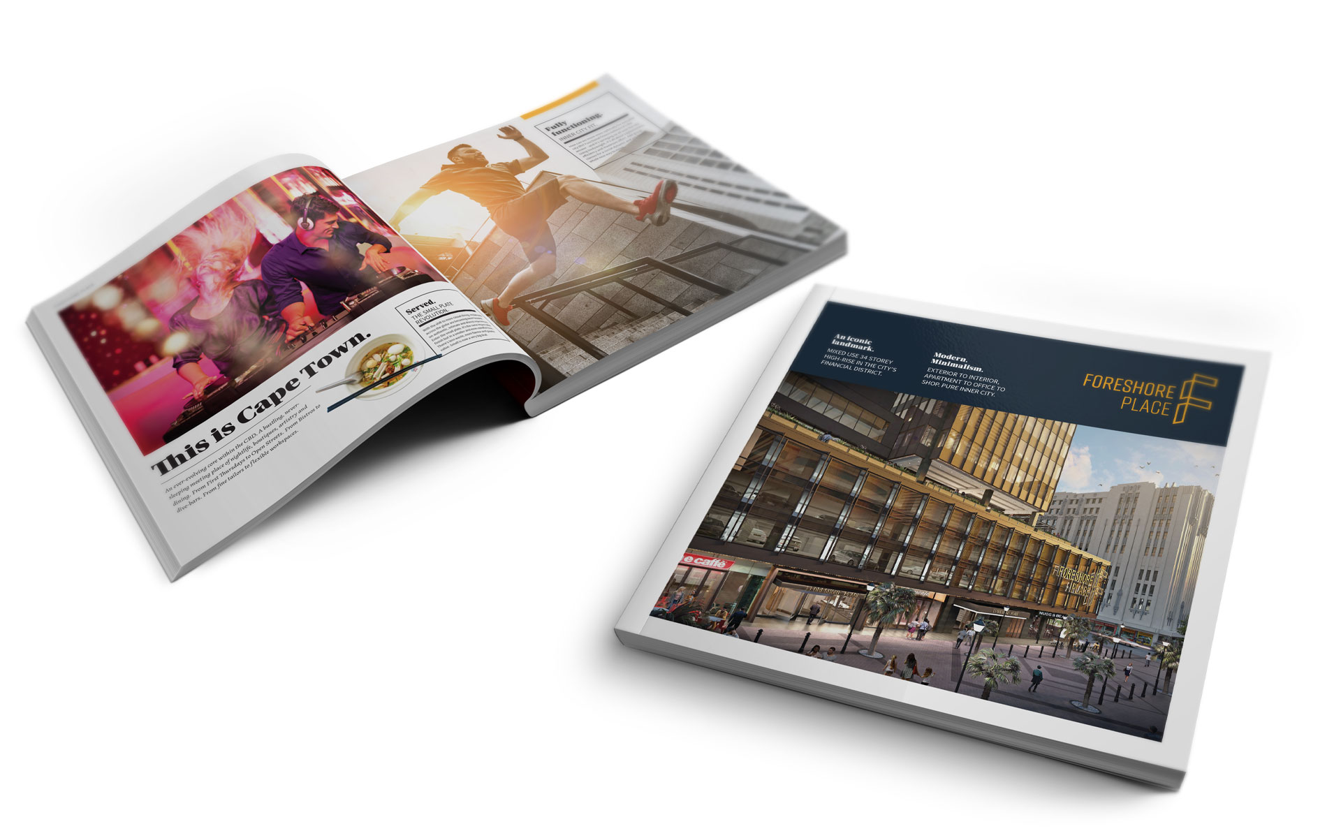 Foreshore Place • Architectural marketing campaign case